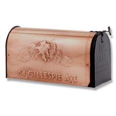 Grapevine MEDIUM Copper Mailbox Review Buy Now
