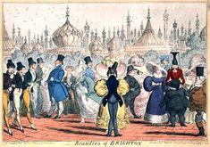 Regency Hot Spots: Brighton - Regency Reader