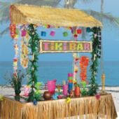 Tiki Bar Hut. If only there was something to do with it after but this would be fun