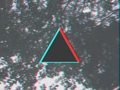 Hipster Triangle Tattoo | hipster triangles