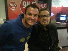 Eddie Izzard and me