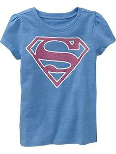 DC Comics™ Supergirl Tees for Baby | Old Navy