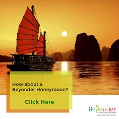 Getting Married ? Start the innings in one of the most picturesque setting  #GoBeyonder #HalongBay #Vietnam