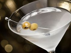 Receta de Martini Clásico