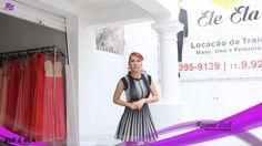 ELE & ELA MODA FESTA - JUNDIAÍ -    frente da loja com endereço  - ROSAN...