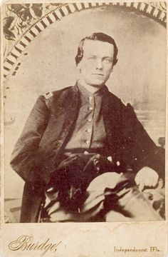 George M. Todd (unknown – October 21, 1864) was a Confederate guerrilla leader during the American Civil War who served under William C. Quantrill. A participant in numerous raids, including the Lawrence Massacre in 1863, he was ultimately killed at the Second Battle of Independence in 1864.