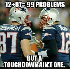 A touchdown ain't one!