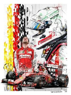 Sebastián Vettel - Ferrari