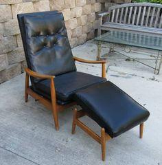 Original Milo Baughman recliner