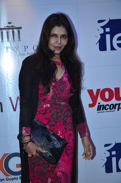 Nisha JamVwal at the I Am Women event 2