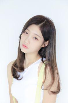Jung Chaeyeon as Cho Chang Kpop Girl Groups, Kpop Girls, Rowena Ravenclaw Diadem, Korean Beauty, Asian Beauty, Kim Chungha, Jung Chaeyeon, Cosmic Girls, Beautiful Asian Women