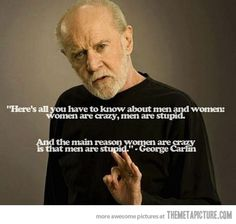 All you have to know about men and women