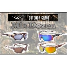 78965df70c Wholesale Camouflage Sunglasses - Bulk Sunglasses at Incredible Prices!