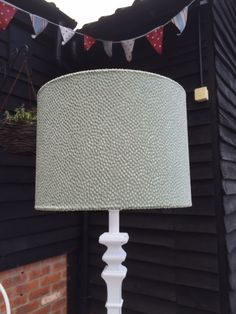 Another lampshade made just this morning! Lampshade Kits, How To Make, Home Decor, Decoration Home, Room Decor, Home Interior Design, Home Decoration, Interior Design
