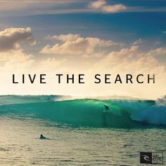 Some people search their whole life for the perfect #wave, here's to hoping they all find it!