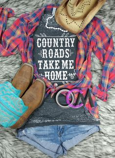 Country Roads Take Me Home Shirt Country Concert Shirt John Denver Shirt Take Me Home Country Roads Eroded Wash - Lyric Shirts - Ideas of Lyric Shirts - countryroadstakemehome Concert Outfit Fall, Country Concert Outfit, Country Concerts, Country Lyrics, Concert Outfits, Country Girl Shirts, Country Girls Outfits, Western Outfits, Shirts For Girls