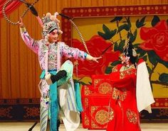 Peking opera is a national treasure with a history of 200 years