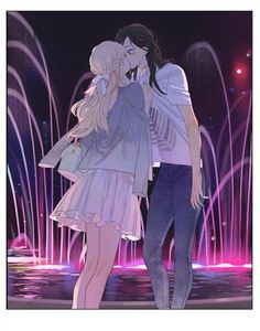 Manga Tamen De Gushi - Chapter 145 - Page 10 Anime Girlxgirl, Fan Art Anime, Yuri Manga, Yuri Anime, Manga Couple, Anime Love Couple, Anime Cosplay, Manga Romance, Tan Jiu
