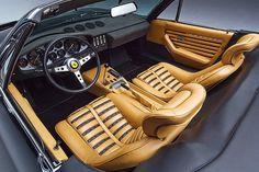 1971 Ferrari 365 Daytona Spyder Pictures, Photos, Wallpapers - See-All Ferrari, Car Interior Design, Web Design, Automotive Art, Kit Cars, Motor Car, Luxury Cars, Cars Motorcycles, Motorcycles