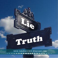 Dlaczego najszczersza prawda jest ważniejsze niż najpiękniejsze kłamstwo? Flip Clock, Facts, Blog, Truths