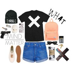 """""""Be yourself"""" by hartford-1 on Polyvore"""