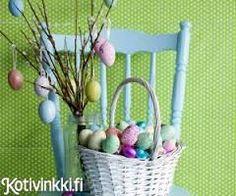 Kuvahaun tulos haulle pääsiäinen askartelu