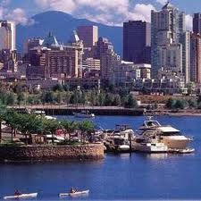 Vancouver, Canada - I can't believe I was so near (in Vegas), and never ventured there. It's definitely on the list of places I wouldn't mind settling (although I haven't yet been there).