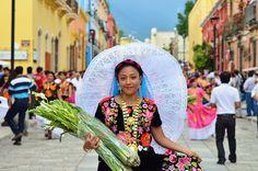 Festejo IstmoenOaxaca de Juárez, México