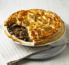 It& British Pie Week. Celebrate with 25 of the Best Pie Recipes: 25 Delicious British Pies - Sweet and Savoury Scottish Recipes, Irish Recipes, Pie Recipes, Cooking Recipes, English Recipes, Cooking Games, Cooking Corn, Cooking Salmon, Russian Recipes