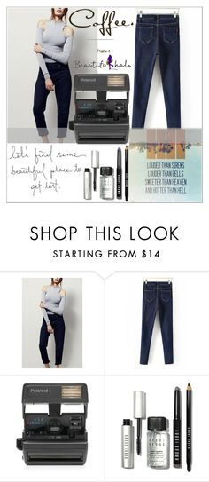 """""""BeautifulHalo 49"""" by selmagorath ❤ liked on Polyvore featuring Impossible, Bobbi Brown Cosmetics and beautifulhalo"""