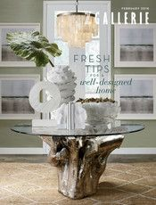 Z Gallerie - Fresh Tips For A Well Designed Home - Page 40-41