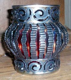 Image result for upcycling ideas aluminium cans
