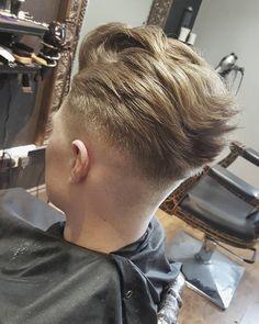 Haircut by ryancullenhair http://ift.tt/1NThWTu #menshair #menshairstyles…