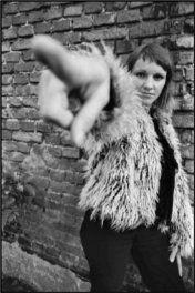 Haliśka - wokal, zespół muzyczny Haliśka Band Fur Coat, Band, Sash, Fur Coats, Bands, Fur Collar Coat