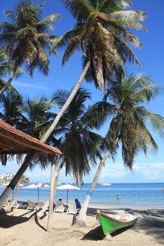 Playa Pampatar, Margarita #Venezuela #Descubre