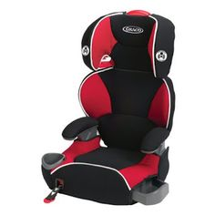Graco Affix Youth Booster Seat with Latch System, Atomic | Easy Buy