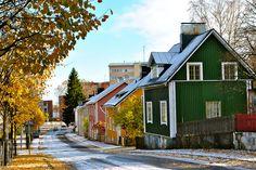 Old Town - Helsinki, Finland