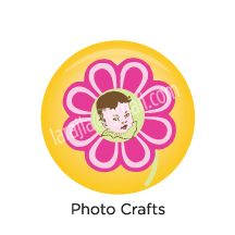 Digital Badge: Photo Crafts — Digital cameras open up an entire area of crafts to people of all ages. [Supplements: 15]  larajla.com