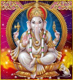 Visit the post for more. Shiva Art, Shiva Shakti, Krishna Art, Hindu Art, Hanuman Images, Lakshmi Images, Ganesh Images, Ganesh Lord, Sri Ganesh
