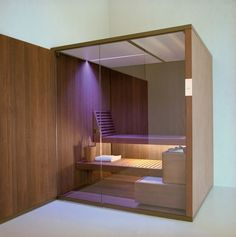 Do you want to create fabulous home sauna design ideas as your home design ideas? Creating a fabulous home sauna sounds great. In addition to making aesthetics in your home, a home sauna is very suitable for you to choose… Continue Reading → Basement Sauna, Sauna Room, Sauna Heater, Dry Sauna, Saunas, Design Sauna, Sauna Hammam, Finnish Sauna, Spa Rooms