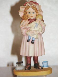 "Jan Hagara Porcelain Figurine ""AMANDA"" #5786 Limited Edition - Artist Signed | eBay"