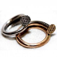 Gold and Platinum wedding rings Platinum Wedding Rings, Models, Druzy Ring, Gold, Jewelry, Jewlery, Jewels, Jewerly, Fashion Models