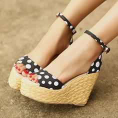 So cute! 2013 woven bottom casual shoes - http://zzkko.com/note/67223 $14.17