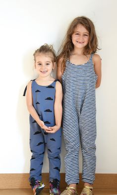 Hoppe Jumpsuit in NOSH AW16-17 KIDS collection