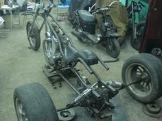 1993 Suzuki Intruder 1400 Trike