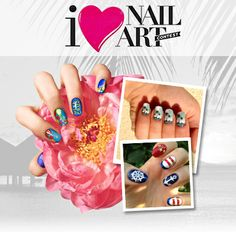 Enter the #iHeartNailArt Contest on the Preen.Me Sally Hansen brand Channel! Participate for the chance to win $500 and an all-expenses paid trip to the Big Apple to compete in the Grand Finale, where one lucky winner will be chosen to receive the Grand Prize of $2,000 in NYC.