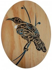 Shane Hansen is a Maori Artist based in Aotearoa New Zealand. He creates original paintings, limited edition prints and a range of objects and products. His artwork is mostly themed around native birds, his heritage and connection to the land. New Zealand Art, Stencil Art, Bird Design, Maori Art, Art Tattoo, Art, Bird Stencil, Bird Art, Nz Art