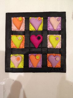 FIMO 50 World project tile from Raquel Navarro Zárate, Spain