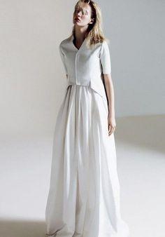 15 Looks by Fashion Designer Rick Owens. Glamsugar.com Rick Owens � the dress I�d wear for my wedding
