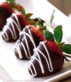 Chocolate Coverd Strawberries!